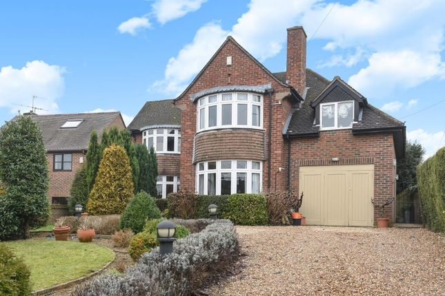 Thumbnail Detached house for sale in Gidley Way, Horspath