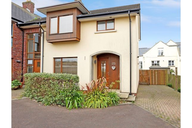 Thumbnail 3 bed semi-detached house for sale in Cove Hollow, Bangor