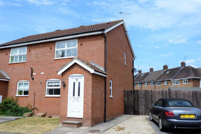 Thumbnail Semi-detached house to rent in Kings Crescent, Hereford