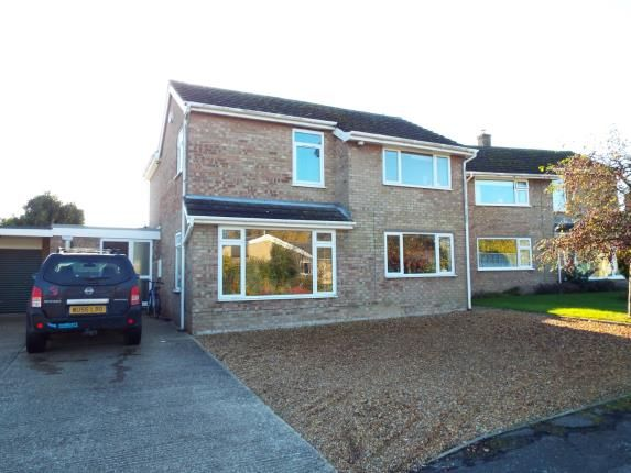 Thumbnail Detached house for sale in Little Downham, Ely, Cambridgeshire