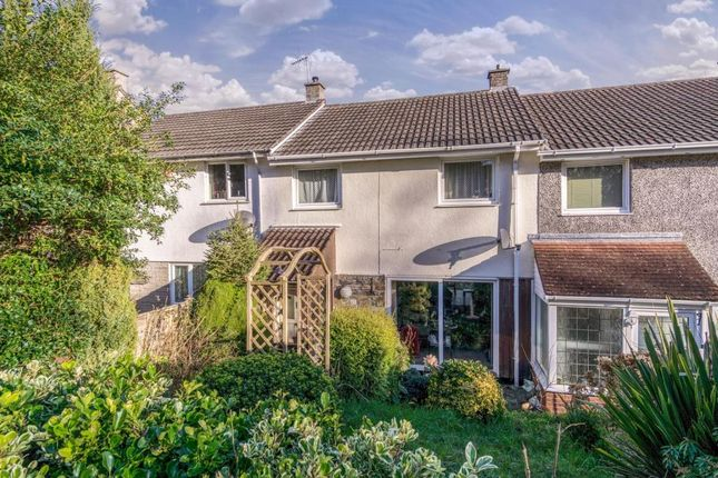 Thumbnail Terraced house for sale in Lynher Drive, Saltash, Cornwall