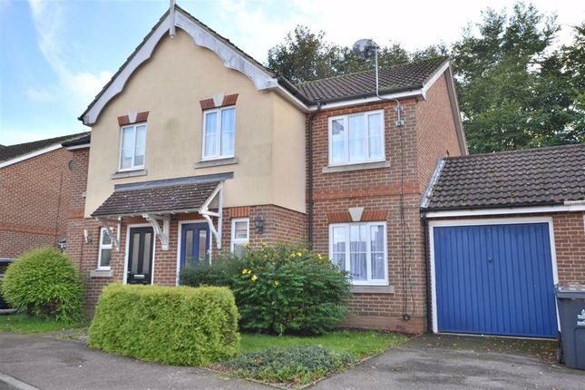 Thumbnail Semi-detached house to rent in Old Bourne Way, Great Ashby, Stevenage, Herts