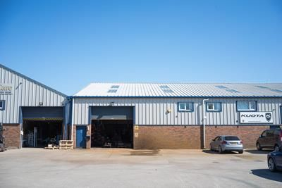 Thumbnail Commercial property for sale in Unit 7 Hurlston Court, Scarisbrick Business Park, Scarisbrick, Ormskirk
