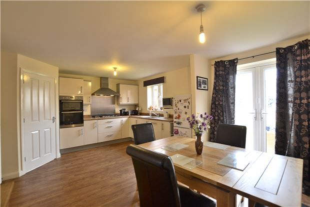 Thumbnail Link-detached house for sale in Murrell Drive, Brockworth, Gloucester