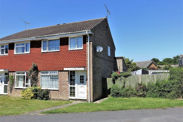 3 bed semi-detached house for sale in Cumberland Way, Dibden, Southampton