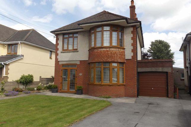 Thumbnail Detached house for sale in Elkington Road, Burry Port, Burry Port, Carms