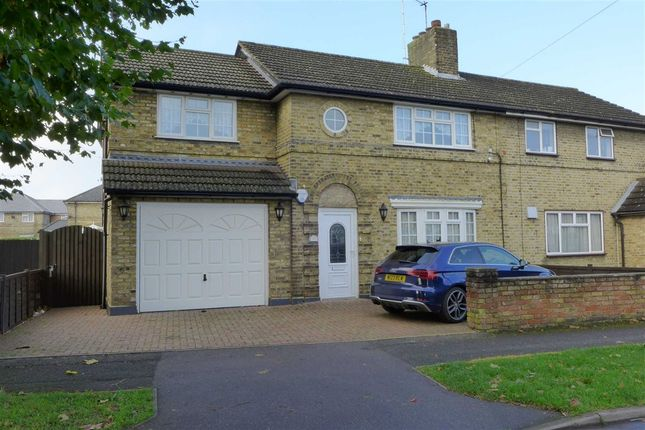Thumbnail Semi-detached house to rent in Maple Avenue, West Drayton, Middlesex