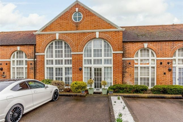 Thumbnail Mews house for sale in Hill Hall, Theydon Mount, Epping, Essex
