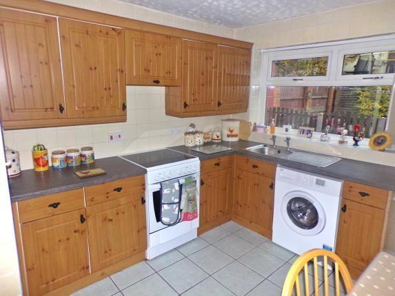 Kitchen of Courtenay Road, Waterloo, Liverpool, Merseyside L22