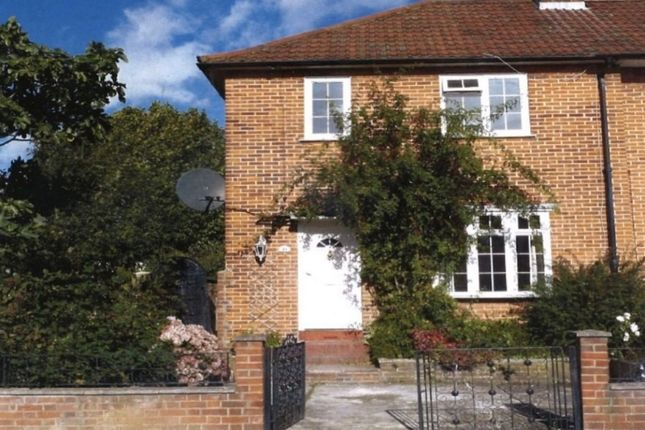 Thumbnail Terraced house to rent in Stephenson Road, London