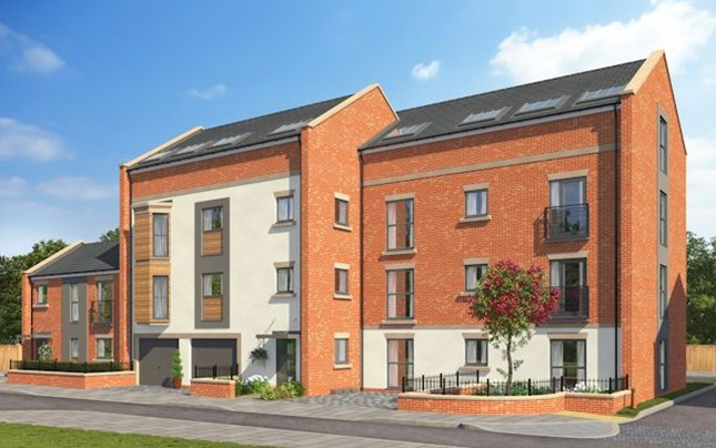 Thumbnail Flat for sale in Upper Cambrian Road, Chester, Cheshire