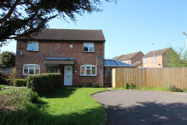 Thumbnail Semi-detached house for sale in Danvers Mead, Pewsham, Chippenham