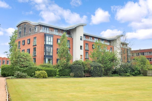 Thumbnail Flat for sale in Union Road, Solihull