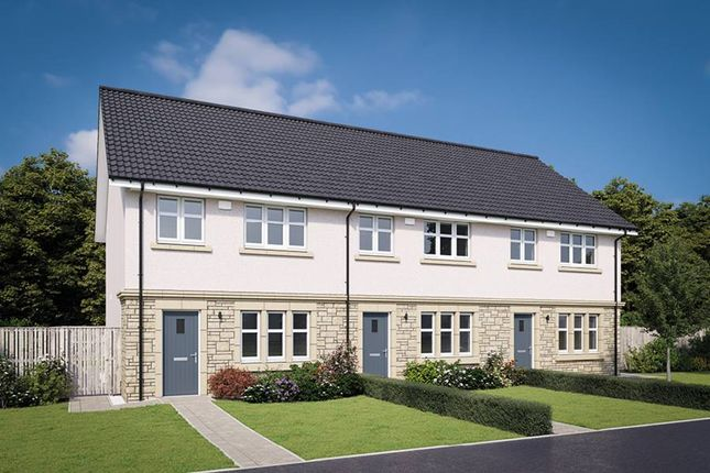 "Thumbnail Terraced house for sale in ""The Allan"" at Jardine Avenue, Falkirk"