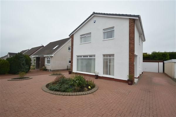 Thumbnail Property for sale in Laxton Drive, Lenzie, Glasgow