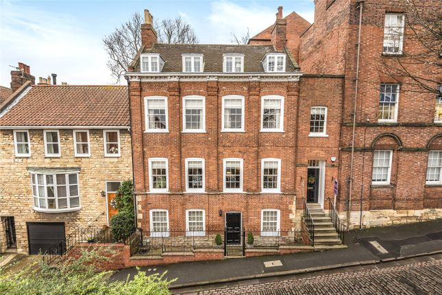 Thumbnail Terraced house for sale in Christ's Hospital Terrace, Lincoln