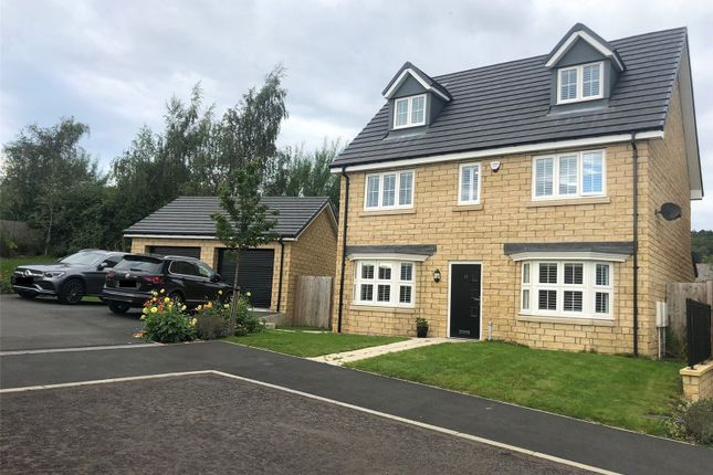 4 bed detached house for sale in Charlton Place, Fourstones, Hexham NE47