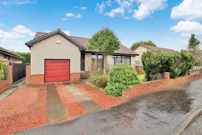 Thumbnail Detached bungalow for sale in Netherdale Crescent, Wishaw