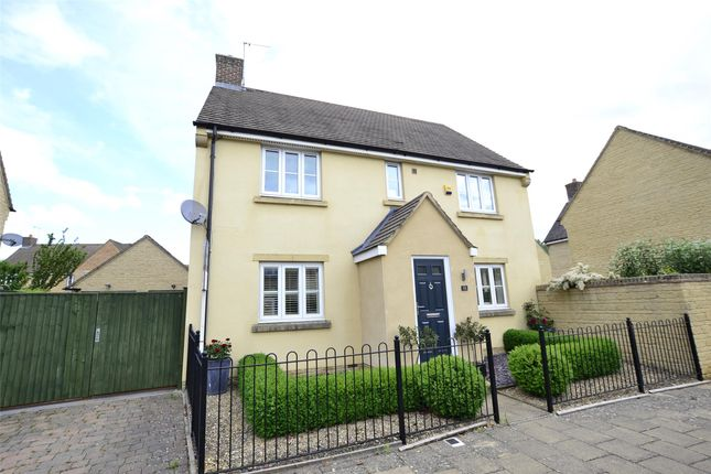 Thumbnail Detached house for sale in 11 Beech Grove, Witney, Oxfordshire