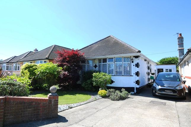 Thumbnail Detached bungalow for sale in Shipwrights Drive, Benfleet