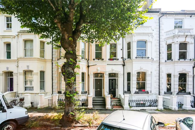 Thumbnail Flat to rent in Tisbury Road, Hove, East Sussex