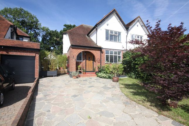 Thumbnail Semi-detached house to rent in Great Thrift, Petts Wood, Orpington