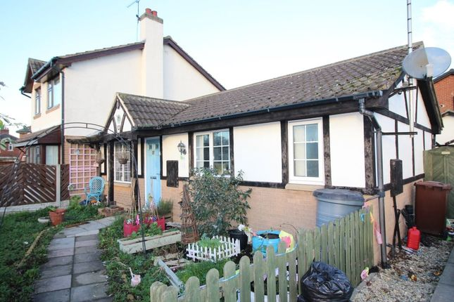 Thumbnail Bungalow for sale in Snydale Road, Normanton