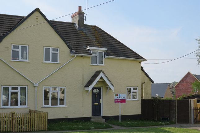 Thumbnail Semi-detached house for sale in Mosterton Cross, Mosterton, Beaminster