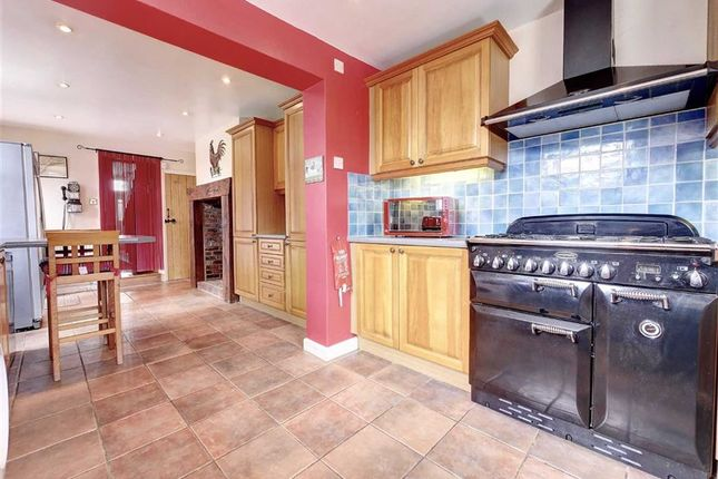 Thumbnail End terrace house for sale in Eastbourne Road, Pevensey Bay, Pevensey