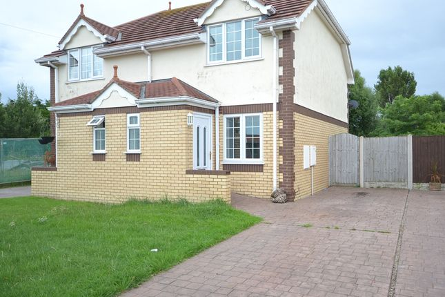 Thumbnail Semi-detached house to rent in Isterfyn Mews, Cader Avenue, Kinmel Bay