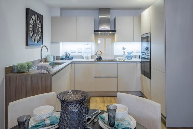 "2 bedroom flat for sale in ""2 Bedroom Apartment"" at The Avenue, Sunbury-On-Thames"