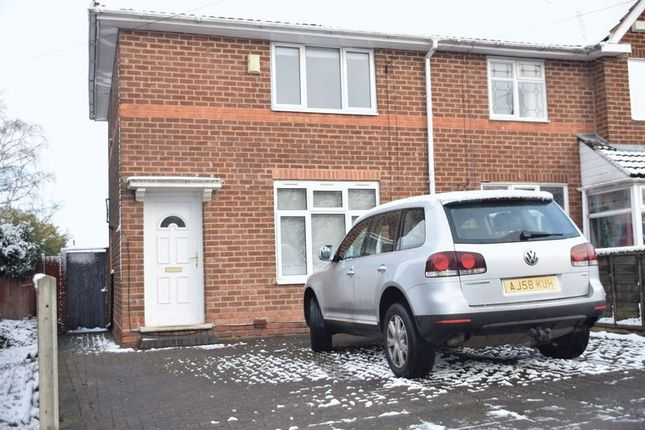 2 bed semi-detached house to rent in Bolney Road, Quinton, Birmingham