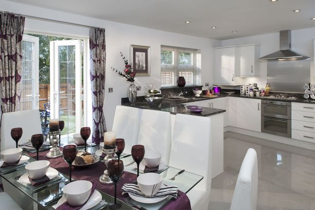 """End terrace house for sale in """"Winchester"""" at Ffordd Y Mileniwm, Barry"""