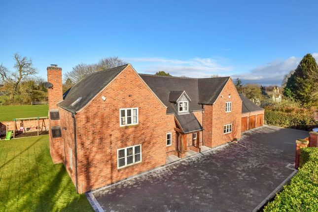 Thumbnail Detached house for sale in Main Road, Nether Broughton, Melton Mowbray