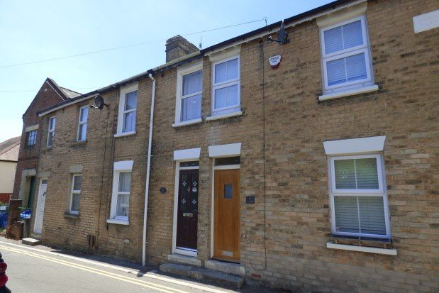 Thumbnail Terraced house to rent in Chapel Road, Poole