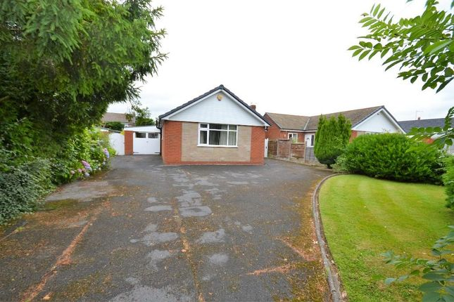 Thumbnail Detached bungalow for sale in Red House Lane, Eccleston