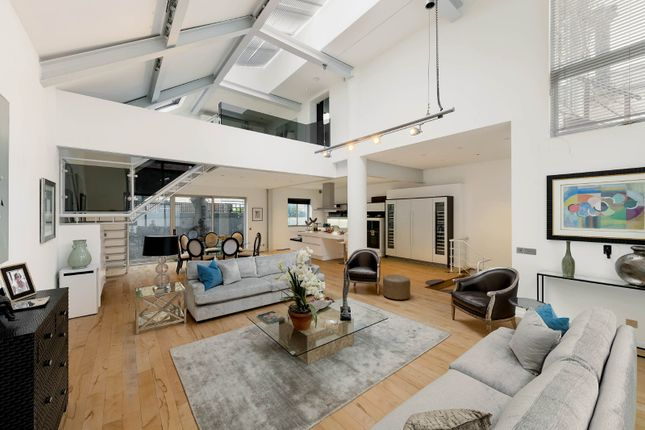 Thumbnail Terraced house for sale in Stratford Studios, Stratford Road, London