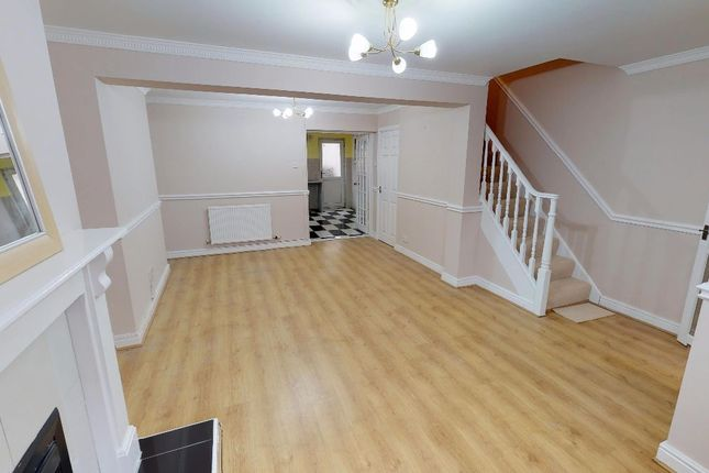 Thumbnail Terraced house for sale in Cardiff Road, Merthyr Vale