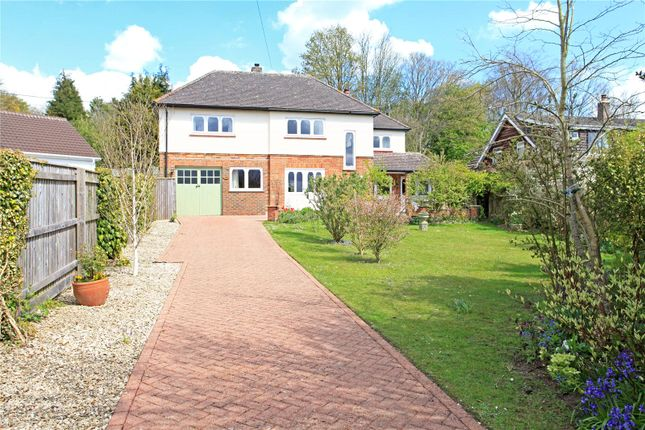 Thumbnail Detached house for sale in Potters Way, Laverstock, Salisbury, Wiltshire