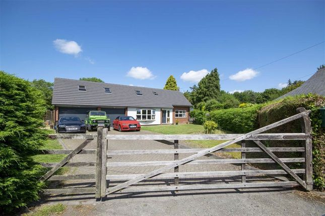 Thumbnail Detached house for sale in Sparrows, Vicarage Lane, Kinnerley, Oswestry, Shropshire
