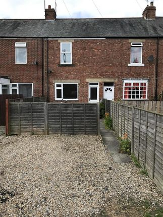 Thumbnail Terraced house to rent in Grey Place, Middle Greens, Morpeth.