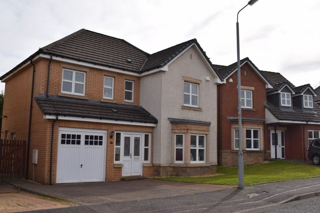 Thumbnail Detached house for sale in 37 Langhaul Road, Crookston, Glasgow