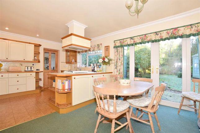 Thumbnail Detached house for sale in Sanctuary Lane, Storrington, West Sussex