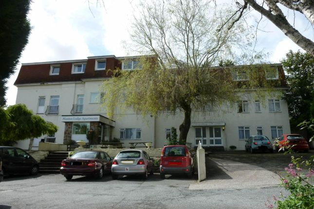 Thumbnail Flat to rent in Rousdown Road, Torquay