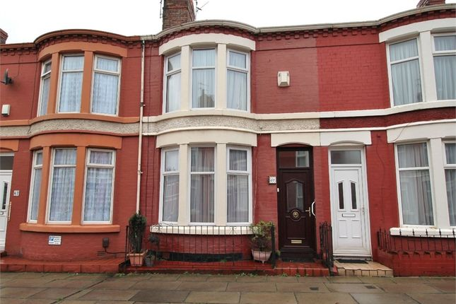 Thumbnail Terraced house for sale in Eastdale Road, Wavertree, Liverpool, Merseyside