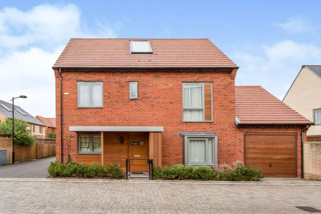 Thumbnail Detached house for sale in Trumpington, Cambridge, Cambridgeshire