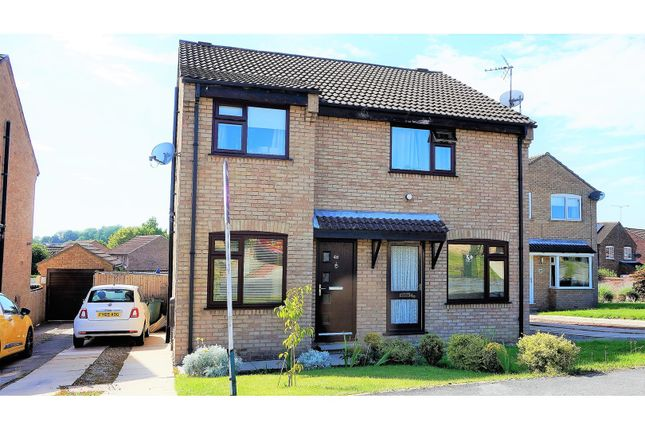 Thumbnail Semi-detached house for sale in Parkland Drive, Tadcaster
