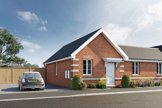 Thumbnail Semi-detached bungalow for sale in Soundy Paddock, Biggleswade, Orq