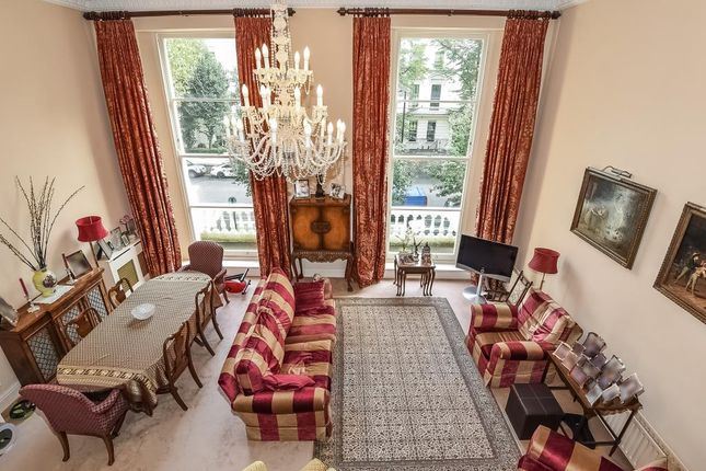 Thumbnail Flat for sale in Clifton Gardens, Maida Vale W9,