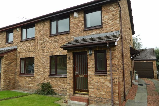 Thumbnail Semi-detached house to rent in Clayknowes Way, Musselburgh, East Lothian